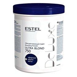 Обесцвечивающая пудра Estel Ultra Blond Deluxe, 750 г