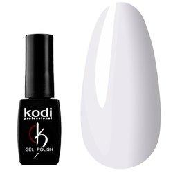 Гель-лак KODI №BW 20 - натуральный белый, 12 мл