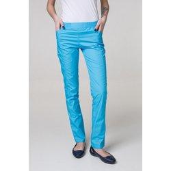 Медицинские брюки Satal, голубой