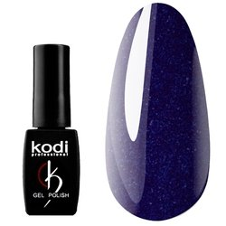 Гель-лак KODI №B 20 - темно-синий с шиммером, 12 мл