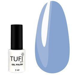 Гель-лак TUFI Profi №164 - нежно-голубой, 8 мл
