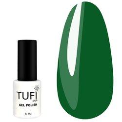 Гель-лак TUFI Profi №181 - насыщенный зеленый, 8 мл