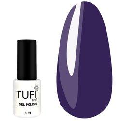 Гель-лак TUFI Profi №210 - темно-фиолетовый, 8 мл