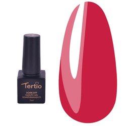 Гель-лак Tertio №22 - красно-розовый, 7 мл