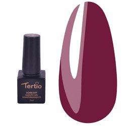Гель-лак Tertio №74, - грязный пурпурный 7 мл