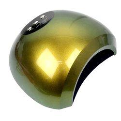 UV/LED лампа - шарикSun 48 Вт с вентилятором, золото хамелеон
