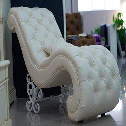 Педикюрное кресло - шезлонг Трон