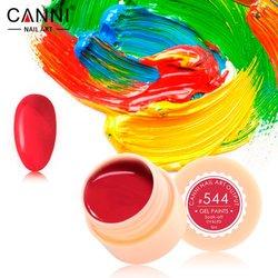 Гелевая краска №544 Canni, 5мл