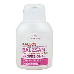 Бальзам кондиционер KALLOS Nourishing hair питательный для поврежденных волос 500 мл (K0301)