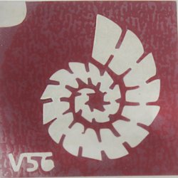 Трафарет для тату №V56 Nila
