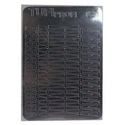 Металлизированные наклейки для ногтей TUFI Profi SW-023