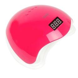 UV/LED лампа Sun5 48 Вт, розовый