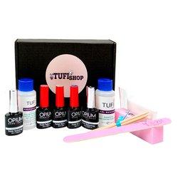 Подарочный набор для покрытия гель-лаком Opium Smart II