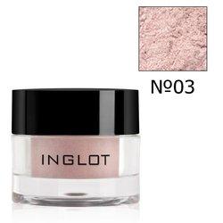 Пигмент для тела перламутровый Inglot Body Pigment Powder Pearl №03, 1 г