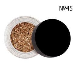 Блестки для макияжа Inglot Body Sparkles №45, 1 г