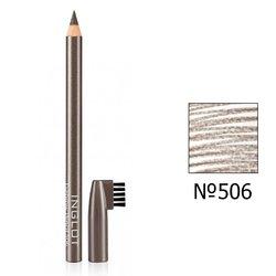 Карандаш для бровей Inglot Eyebrow pencil №506, 1,16 г