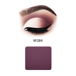 Матовые тени для век Inglot Freedom System Eye Shadow Matte NF №284, 2,3 г
