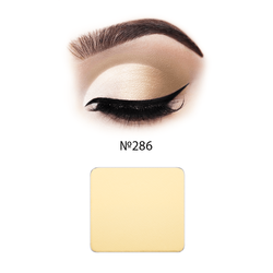 Матовые тени для век Inglot Freedom System Eye Shadow Matte NF №286, 2,3 г