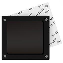 Палитра для косметики квадратная матовая Inglot Freedom System Palette Powder - 1 ячейка