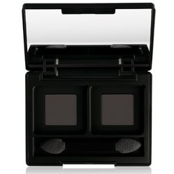 Палитра для косметики с зеркалом Inglot Freedom System Palette Square Mirror - 2 ячейки