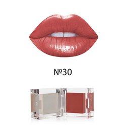 Помада и блеск для губ Inglot Lip Duo Lip Gloss/Lip Paint №30, 8 г