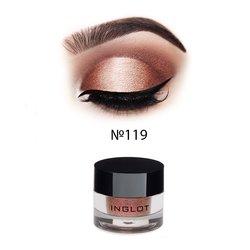 Рассыпчастые тени для век Inglot AMC Pure Pigment Eye Shadow №119, 2 г