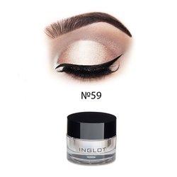 Рассыпчастые тени для век Inglot AMC Pure Pigment Eye Shadow №59, 2 г