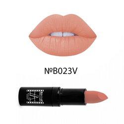 Матовая помада для губ велюр Atelier Velour Lipstick B023V - бежевый, 4,5 г