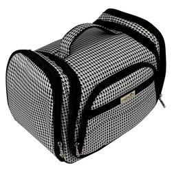 Сумка (чемодан) для мастера - гусиная лапка (7941)