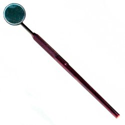 Зеркало для наращивания ресниц Vivienne - пурпурное сияние, 3 см