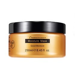 Маска для волос Yellow Fifteen 2+ Macadamia Oil - Coconut Oil Moisture Mask, 250 мл