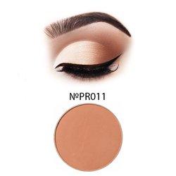 Компактные тени-пудра-румяна Atelier Pressed Powder (PR011) - темно-коричневый, сатин, 3,5 г
