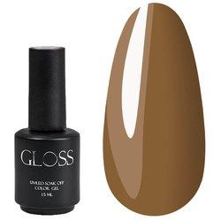 Гель-лак Gloss №124, 15 мл