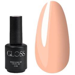 Гель-лак Gloss №126, 15 мл