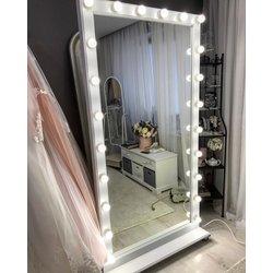 Зеркало с подсветкой M610 PAKS, 1900х800 мм