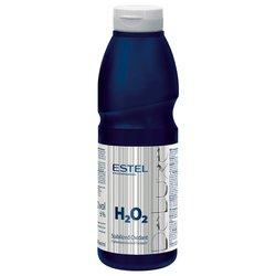 Стабилизированный оксидант для волос 6% Estel Professional De Luxe H2O2, 500 мл