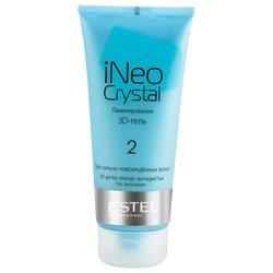 3D-гель для сильно поврежденных волос Estel iNeo-Crystal, 200 мл
