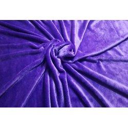 Чехол на кушетку махра UK, фиолетовый, 100х220 см