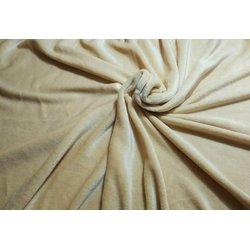 Чехол на кушетку махра UK, бежевый, 100х220 см