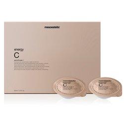 Маска-пилинг для лица с витамином C Mesoestetic Energy С, 6x5 мл
