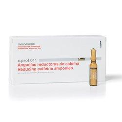 Ампула мезококтейль для мезотерапии x.prof 011 - Кофеин Mesoestetic, 2 мл