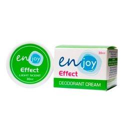 Эко-крем дезодорант для тела Light Scent unisex в баночке, 30 мл