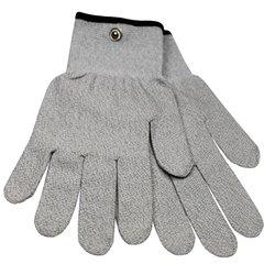 Перчатки для микротоков с проводниками