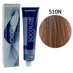 Краска для волос Matrix Socolor Beauty 510N (очень очень светлый блондин), 90 мл