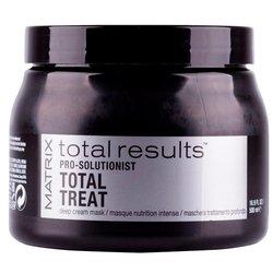 Крем-маска для питания волос Matrix Total Results Pro Solutionist, 500 мл