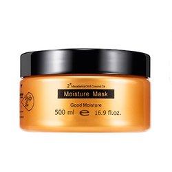 Yellow Fifteen 2+ Macadamia Oil - Coconut Oil Moisture Mask, 500 мл