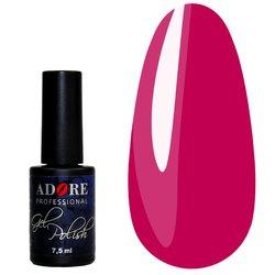 Гель-лак ADORE №307 - розовый Барби, 7,5 мл