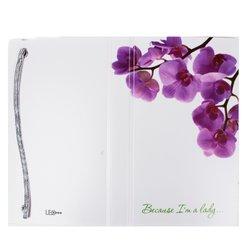 """Альбом для слайдер-дизайна """"Орхидея"""" на 120 карток"""