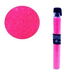 Декор песок в колбе STARLET розовый