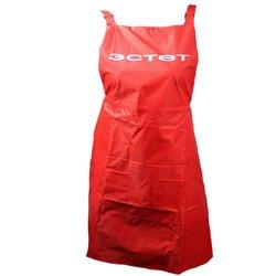 Фартук ESTET 4 кармана, красный